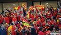 图文:西班牙VS德国 球迷激情助威(82)