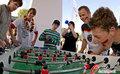 图文:德国负西班牙 国内球迷激情助威(7)