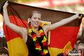 图文:德国负西班牙 国内球迷激情助威(33)