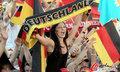 图文:德国负西班牙 国内球迷激情助威(43)