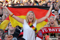 图文:德国负西班牙 国内球迷激情助威(46)