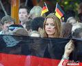 图文:德国负西班牙 国内球迷激情助威(51)