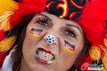 图文:德国负西班牙 国内球迷激情助威(52)
