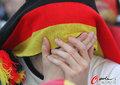 图文:德国负西班牙 国内球迷激情助威(54)