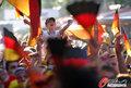 图文:德国负西班牙 国内球迷激情助威(62)