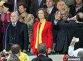 图文:西班牙VS德国 德班球场群星璀璨(9)