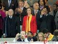 图文:西班牙VS德国 德班球场群星璀璨(24)