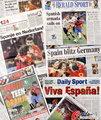 体育报纸头条关注西德