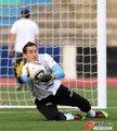 图文:乌拉圭备战德国 球员低调训练(14)