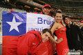 高清:中国美女南非走红 世博元素风靡世界杯
