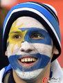 图文:德国VS乌拉圭 球迷激情助威(16)