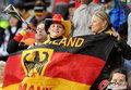 图文:德国VS乌拉圭 球迷激情助威(22)