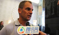 组图:BETVICTOR专访荷兰足球名宿罗纳德-德波尔