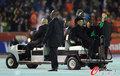 图文:南非世界杯闭幕式 曼德拉微笑出席(12)