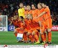 图文:荷兰0-1西班牙 郁金香荷兰