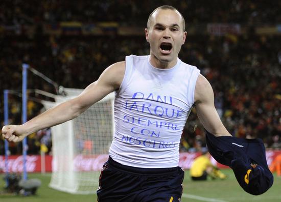 特评:进攻信仰无敌 西班牙夺冠打倒穆里尼奥