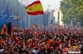图文:荷兰VS西班牙 双方球迷激情观战(10)
