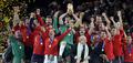 高清:世界杯第三十一日精选图集