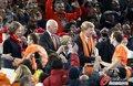 图文:西班牙夺大力神杯 球员激情庆祝(152)