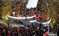 图文:西班牙夺大力神杯 球员激情庆祝(181)