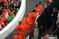 图文:西班牙夺大力神杯 球员激情庆祝(283)