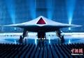 高清:英国研发无人驾驶隐形战机公开亮相