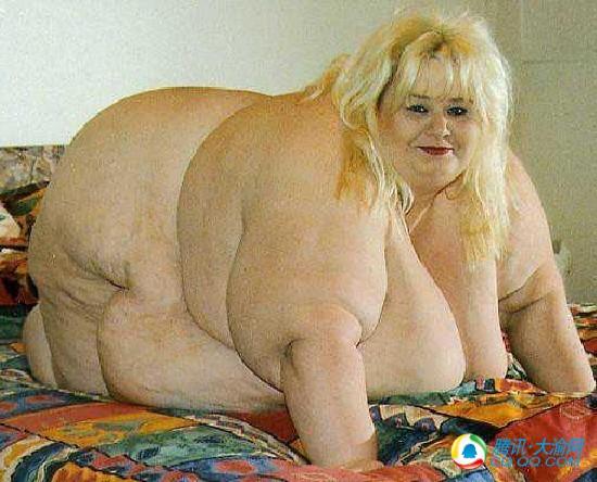 世界上最胖的女人(图)