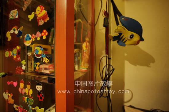 北京. 室内装饰物。