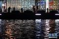 高清:台湾高雄爱河 沉醉于两畔的夜景