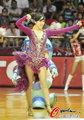 性感篮球宝贝秀国标舞