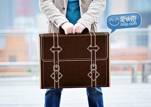 复古公事包野餐盒:Urban Picnic Boxsal