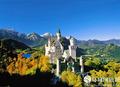 组图:德国新天鹅堡——最接近童话的地方