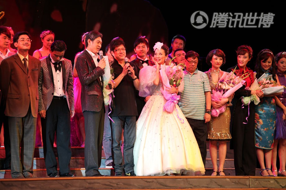 故事以姚小蝶在香港重开演唱会、并与旧情人沈家豪破镜重圆的大团圆结局告终。