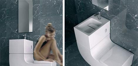 国外创意卫浴设计 让卫浴舒适更健康图片