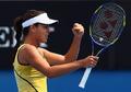 组图:澳网女单第二轮 伊万苦战杜尔科