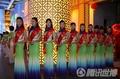 高清:广东周开幕 岭南美女争艳世博园