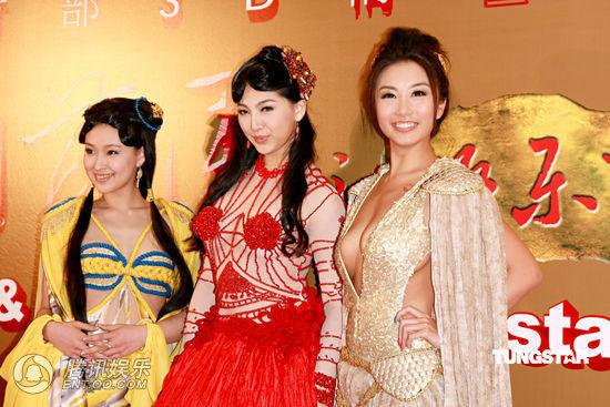 3D《肉蒲团》开拍 香港波神击败日本女优