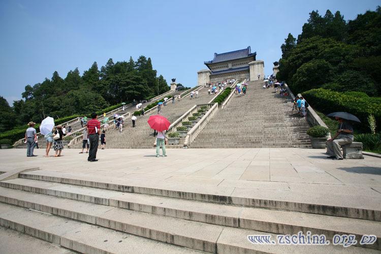 中山陵台阶 (图2)