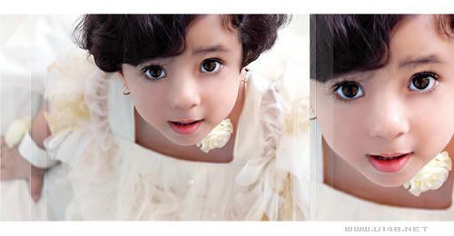 组图:国外超萌宝贝 可爱天使在人间