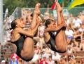 欧洲游泳锦标赛落幕