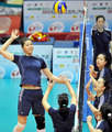 女排香港体育馆训练