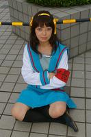 日本高中女生校服图片