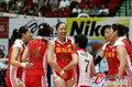 中国女排3-1逆转泰国