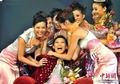 高清:2010纽约华裔小姐出炉 吉林女孩夺冠