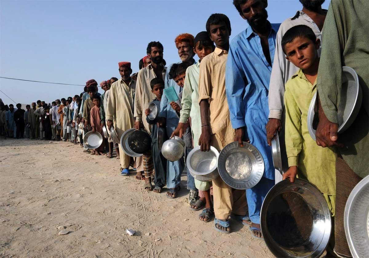 巴基斯坦洪水遍及全国 灾民无处容身【11p】 - 阿满社区 赢购网|阿满