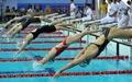 水运会游泳选手风采