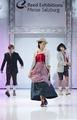 高清:奥地利举行传统服饰时装秀