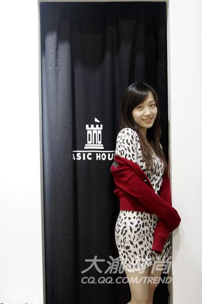 时尚出镜带你触手2010美女八大美女学初秋冬图片