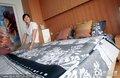 刘子歌入住上海新家