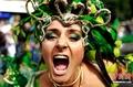 高清:伦敦举行诺丁山狂欢节 展英国多元文化